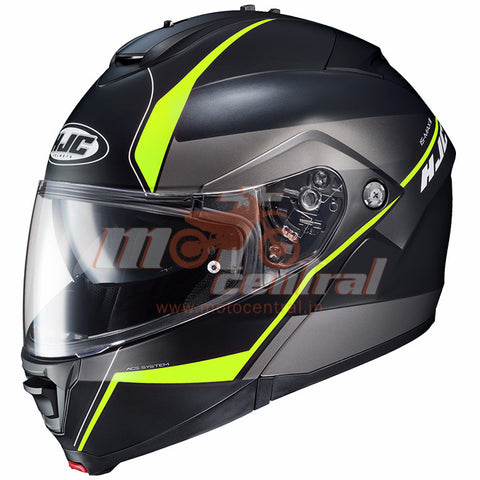 HJC IS-MAX II MINE MC4HSF, Flip Up Helmets, HJC, Moto Central