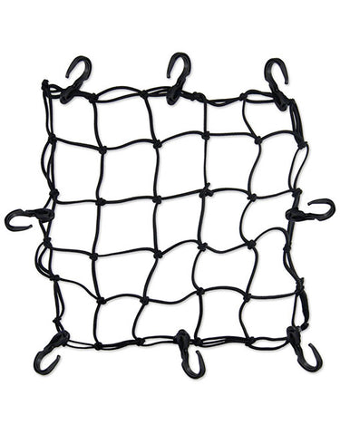 MOTOTECH Flexi Hook Bungee Net – 15″x12″, Accessories, MOTOTECH, Moto Central