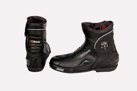 BBG Rider Boots, Riding Boots, Biking Brotherhood Gears, Moto Central