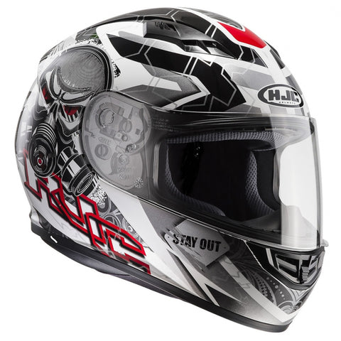 HJC CS-15 RAFU MC1, Full Face Helmets, HJC, Moto Central