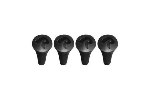 RAM Mounts X-Grip® Rubber Cap 4-Pack Replacement, Mobile Mounts, RAM Mount, Moto Central