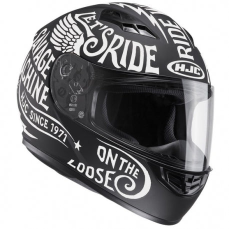HJC CS-15 Rebel MC10F, Full Face Helmets, HJC, Moto Central