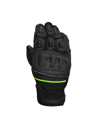 Rynox Shield Pro Gloves with Knox SPS, Riding Gloves, Rynox Gears, Moto Central