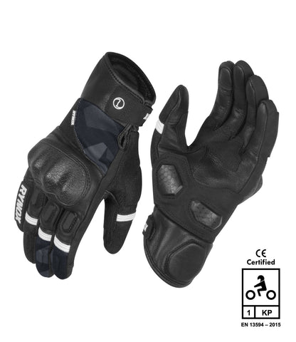 Rynox URBAN X Gloves, Riding Gloves, Rynox Gears, Moto Central