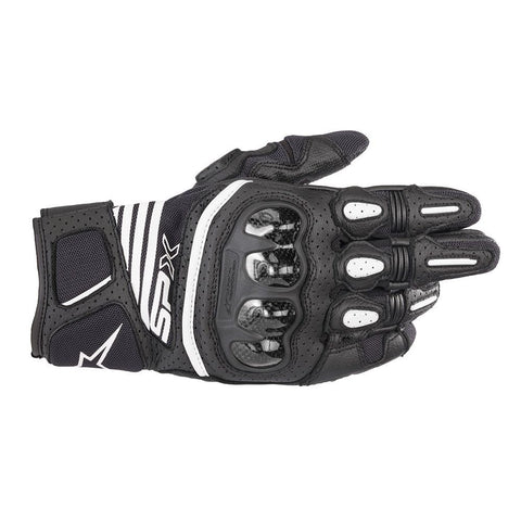 Alpinestars SP X AIR CARBON V2 Black Gloves