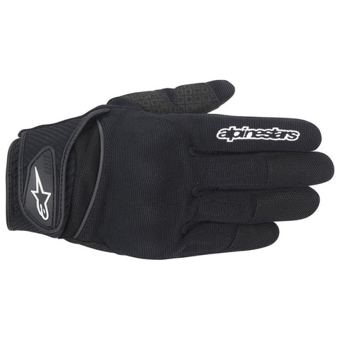 Alpinestars Spartan Black Gloves