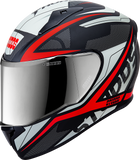 Studds Thunder Decor D4 Matt Black Helmet, Full Face Helmets, Studds, Moto Central