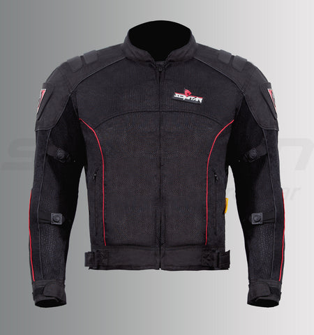 Scimitar Transition Mesh & Fabric Jacket, Riding Jackets, Scimitar, Moto Central