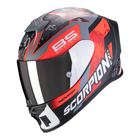 SCORPION EXO-R1 AIR FABIO QUARTARARO MotoGP Replica Helmet, Full Face Helmets, Scorpion Exo, Moto Central