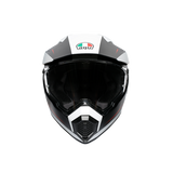 AGV AX9 Pacific Matt Black White Red Helmet