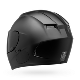 Bell Qualifier DLX Blackout Matt Black Helmet, Full Face Helmets, BELL, Moto Central
