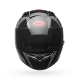 Bell Qualifier Blaze Black-Red-Titanium Helmet, Full Face Helmets, BELL, Moto Central