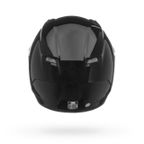 Bell Qualifier Solid Gloss Black Helmet, Full Face Helmets, BELL, Moto Central