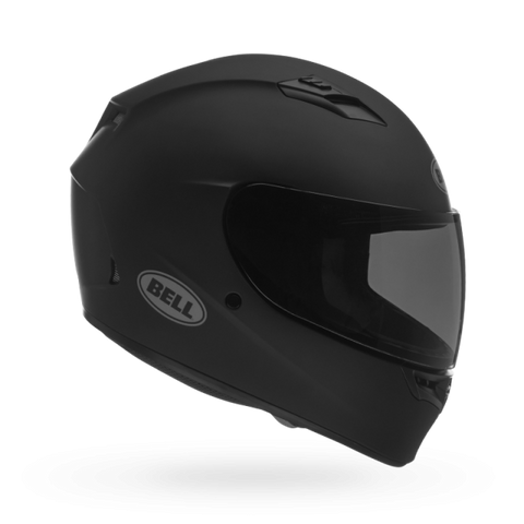 Bell Qualifier Solid Matt Black Helmet, Full Face Helmets, BELL, Moto Central