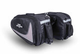 BBG Sports Bike Saddle Bags, Riding Luggage, Biking Brotherhood Gears, Moto Central