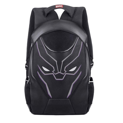Road Gods Rudra Marvel Avengers Black Panther Laptop Backpack, Riding Luggage, RoadGods, Moto Central