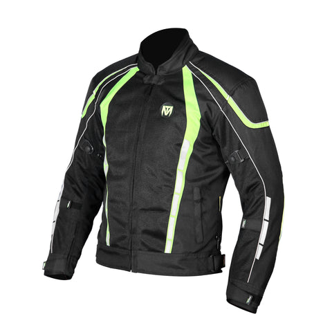 Moto Torque Blade L2 Black-Neon Riding Jacket, Riding Jackets, Moto Torque, Moto Central