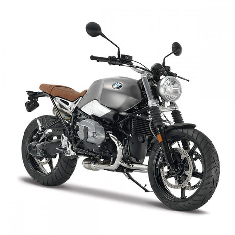 Maisto BMW R NineT Scrambler, Scale Model, Maisto, Moto Central