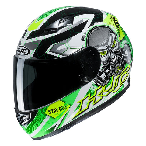 HJC CS-15 RAFU MC4H, Full Face Helmets, HJC, Moto Central