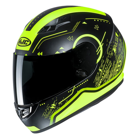 HJC CS-15 SAFA MC4HSF, Full Face Helmets, HJC, Moto Central
