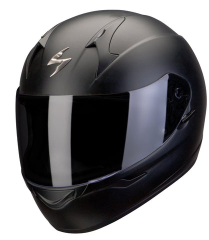 SCORPION EXO-390 Solid Matt Black, Full Face Helmets, Scorpion Exo, Moto Central