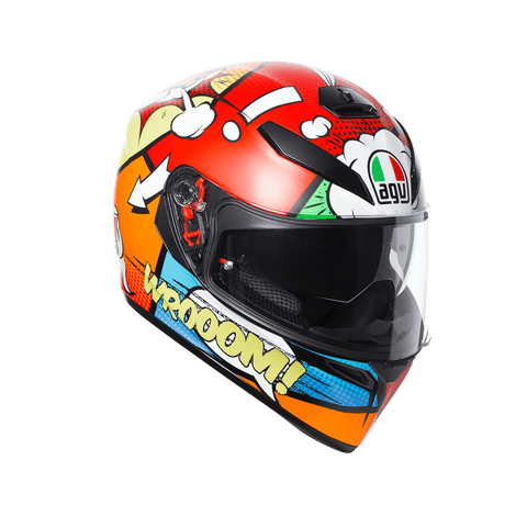 AGV K3-SV Balloon, Full Face Helmets, AGV, Moto Central