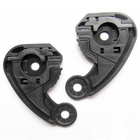 HJC Spare Gear Plate Set for IS-17 / FG-17 / FG-ST (HJ-20M), Accessories, HJC, Moto Central