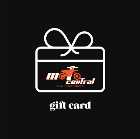 Moto Central Gift Card, Accessories, Moto Central, Moto Central