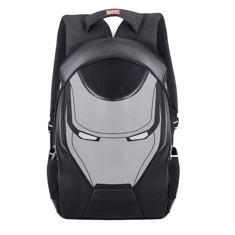Road Gods Rudra Marvel Avengers Iron Man Laptop Backpack, Riding Luggage, RoadGods, Moto Central
