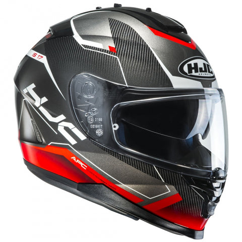 HJC IS-17 Loktar MC1, Full Face Helmets, HJC, Moto Central