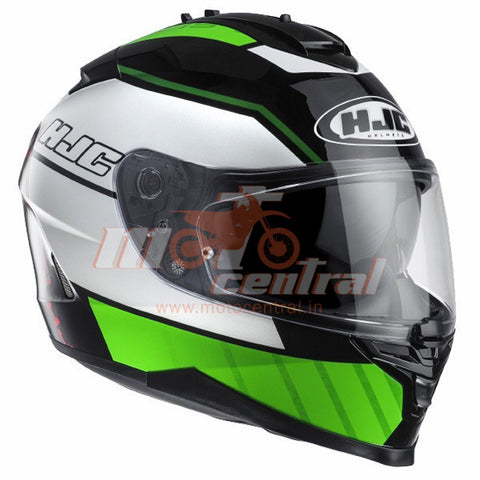 HJC IS-17 TRIDENTS MC4, Full Face Helmets, HJC, Moto Central