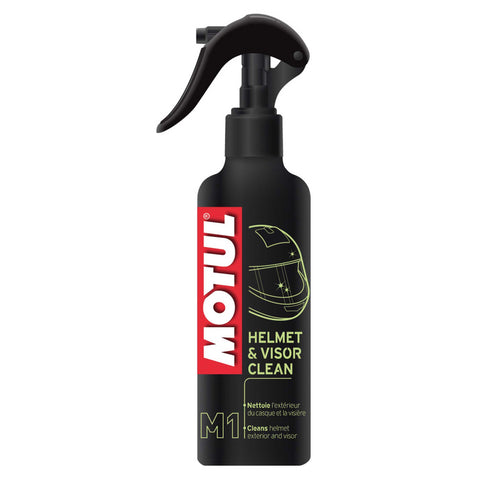 Motul M1 Helmet and Visor Cleaner (250 ml), Bike Care, Motul, Moto Central