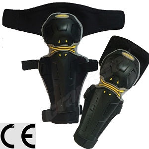 Cramster Drifter Pro Advanced Knee Protector, Riding Armor, Cramster, Moto Central