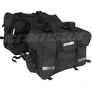 Cramster Colt Saddlebags, Riding Luggage, Cramster, Moto Central