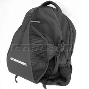 Cramster Laplace 4.0 Laptop Backpack with Helmet Holder, Riding Luggage, Cramster, Moto Central