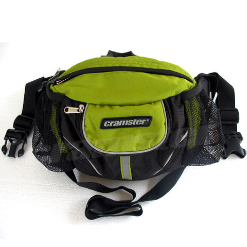 Cramster Hippo 2.0 Oversize Waistpack, Riding Luggage, Cramster, Moto Central