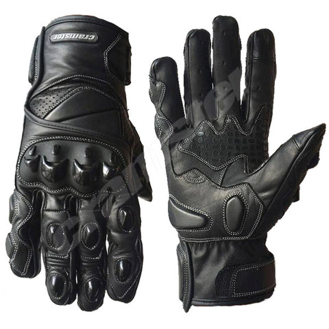 Cramster Blaster v2.0 Semi Gauntlet Gloves, Riding Gloves, Cramster, Moto Central