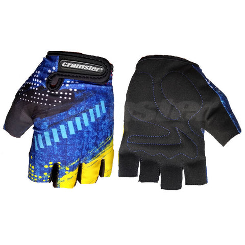 Cramster Rookie Cycling Gloves Basic Beginner Edition, Riding Gloves, Cramster, Moto Central
