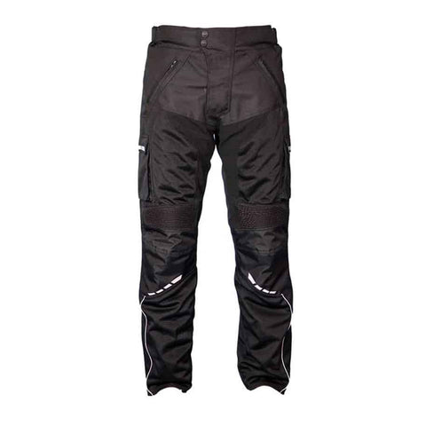 Moto Torque Evo Black Riding Pants, Riding Pants, Moto Torque, Moto Central