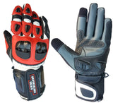 BBG Full Gauntlet Gloves, Riding Gloves, Biking Brotherhood Gears, Moto Central
