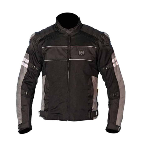 Moto Torque Resistor L2 Black-Grey Riding Jacket, Riding Jackets, Moto Torque, Moto Central