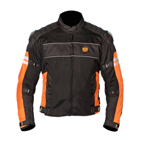 Moto Torque Resistor L2 Black-Orange Riding Jacket, Riding Jackets, Moto Torque, Moto Central