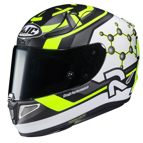 HJC RPHA 11 IANNONE 29 REPLICA MC4HSF, Full Face Helmets, HJC, Moto Central
