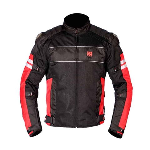 Moto Torque Resistor L2 Black-Red Riding Jacket, Riding Jackets, Moto Torque, Moto Central