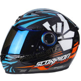 SCORPION EXO-490 Rok Bagoros Edition, Full Face Helmets, Scorpion Exo, Moto Central