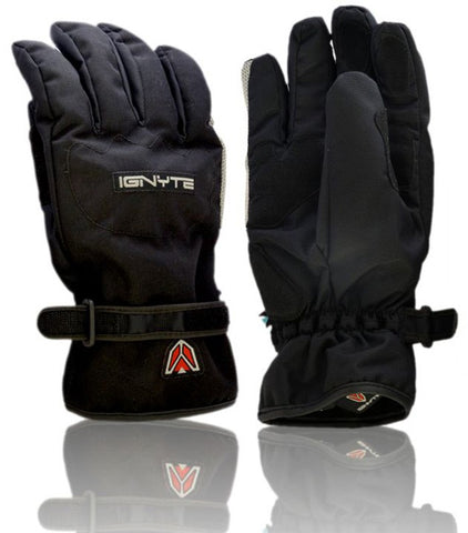 Ignyte Waterproof Gloves, Riding Gloves, Ignyte, Moto Central
