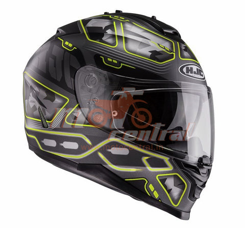 HJC IS-17 URUK MC4HSF, Full Face Helmets, HJC, Moto Central