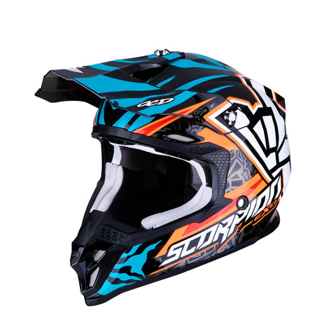 SCORPION VX-16 Air Rok Bagoros Helmet