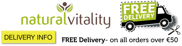 Free Delivery on orders over €50