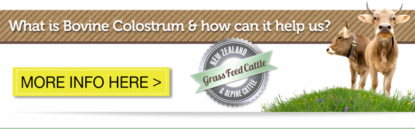 What is Colostrum? find more info here